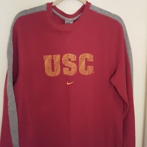USC thermal long sleeve Henley, M